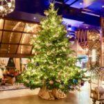 El árbol de Navidad mas caro del mundo instalado en el Kempinski Hotel Bahía