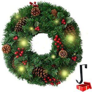 guirnaldas de Navidad