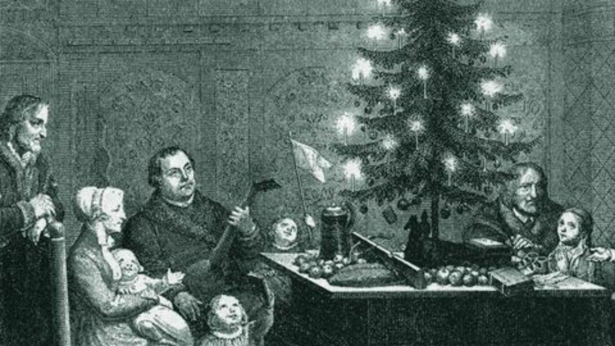 ¿Por qué se pone el árbol de Navidad?