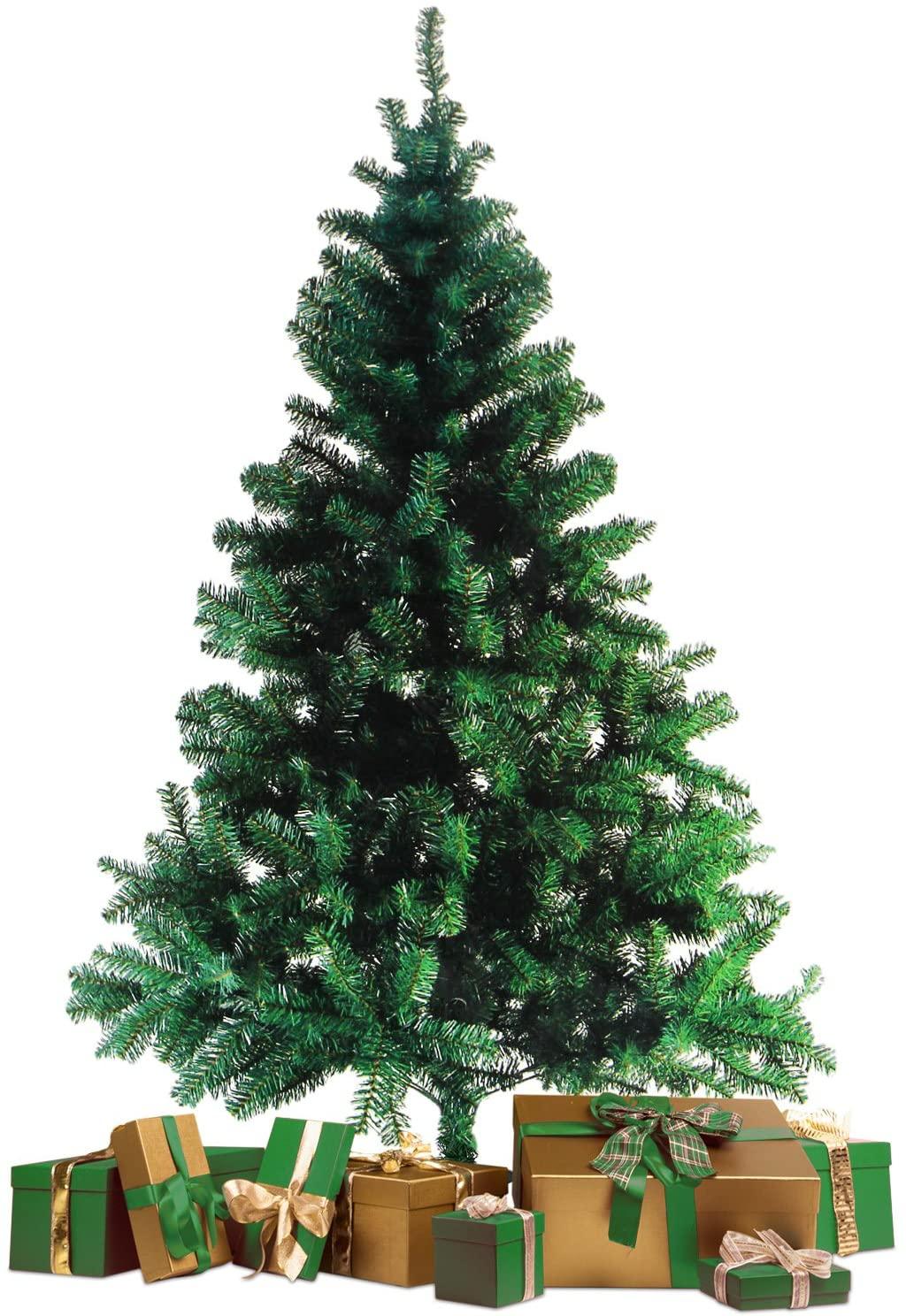 Wohaga® Àrbol de Navidad con Soporte 180cm