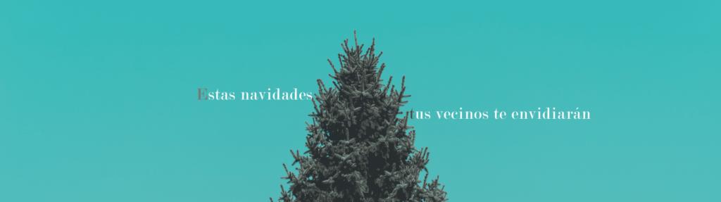 Árbol para navidad