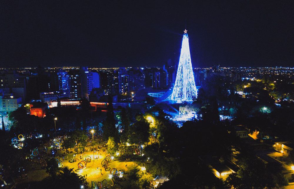 Árbol de Navidad | Córdoba, Argentina