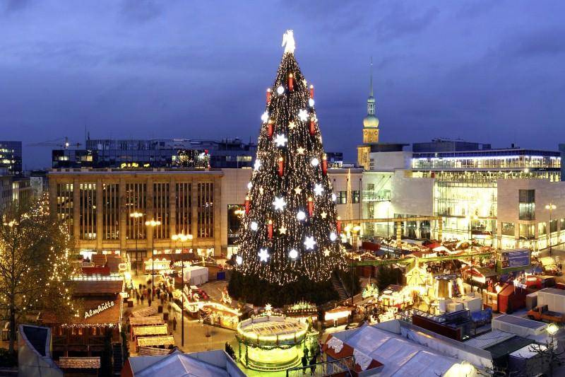 Árbol de Navidad | Dortmund, Alemania