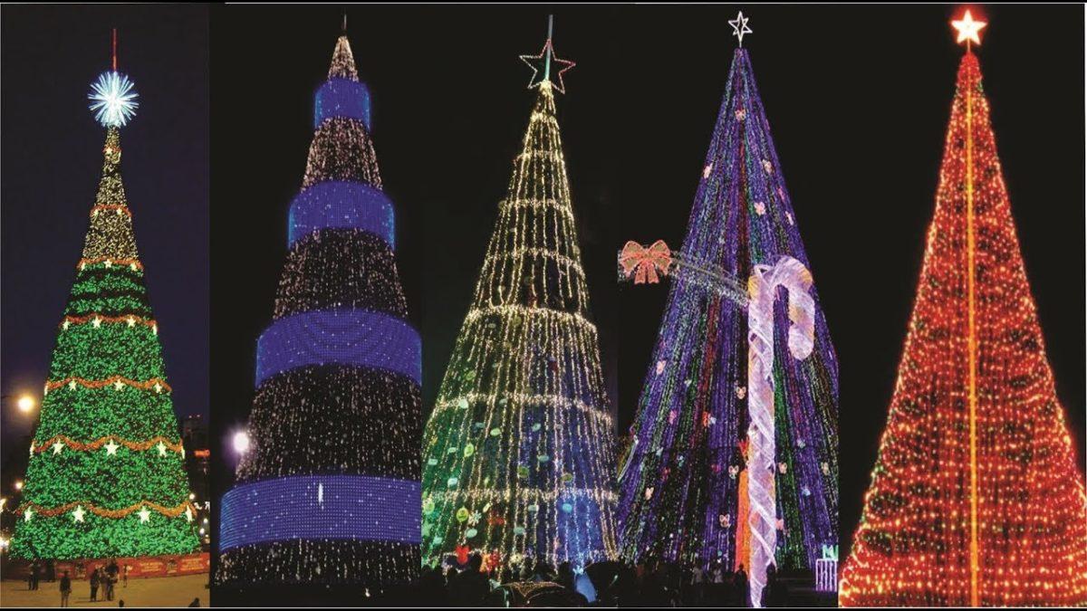 árbol de Navidad más grande