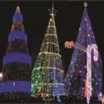 Los 9 árboles de Navidad más grandes del mundo