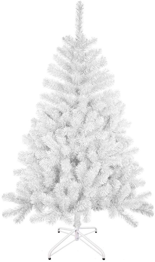 Árbol de Navidad Artificial blanco