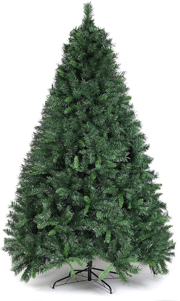 Árbol de Navidad artificial de la marca SALCAR