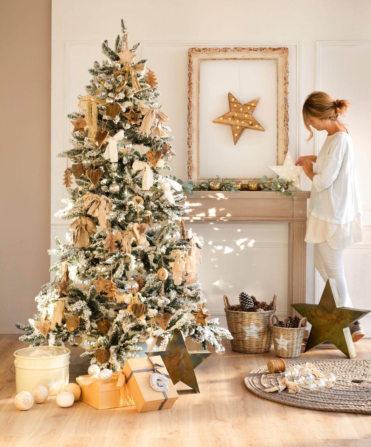 Estilos preferidos para un arbol de navidad