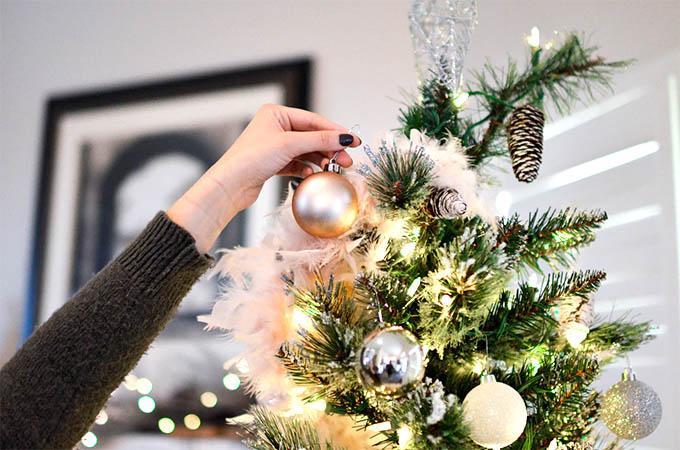 Pasos para decorar bien el árbol de navidadPasos para decorar bien el árbol de navidad