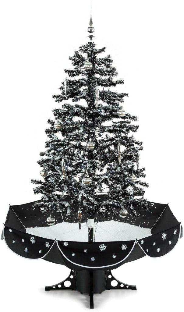 árbol con simulador de nive