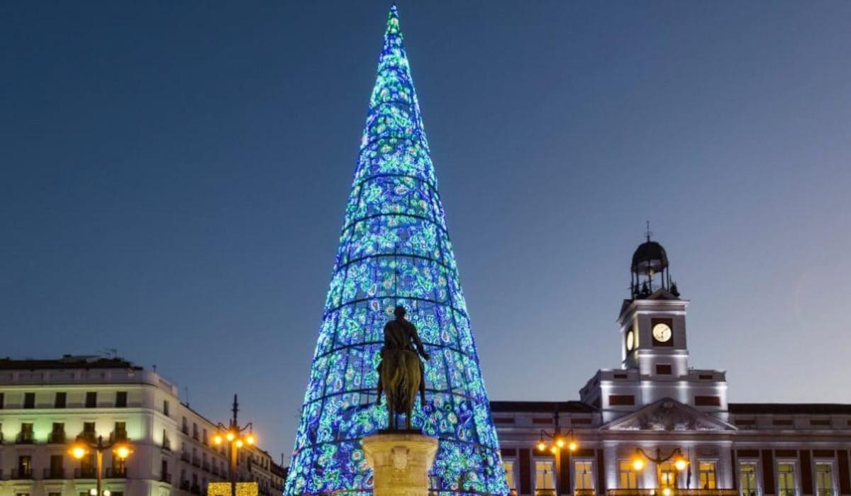 tienda Arboles de navidad Madrid